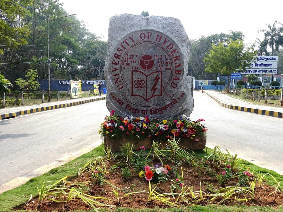 University of Hyderabad gets record number of admission applications