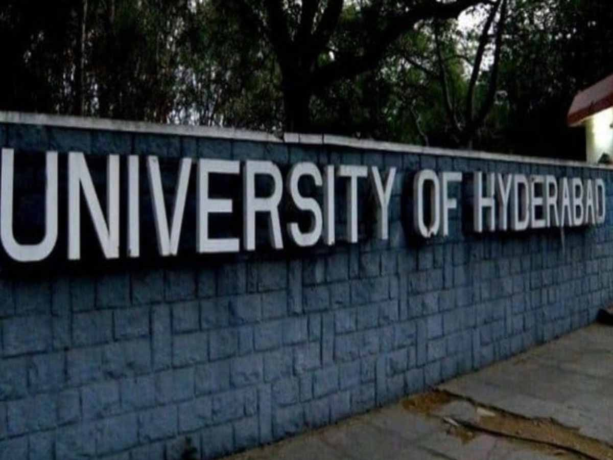 India Today ranks UoH third among country's public universities