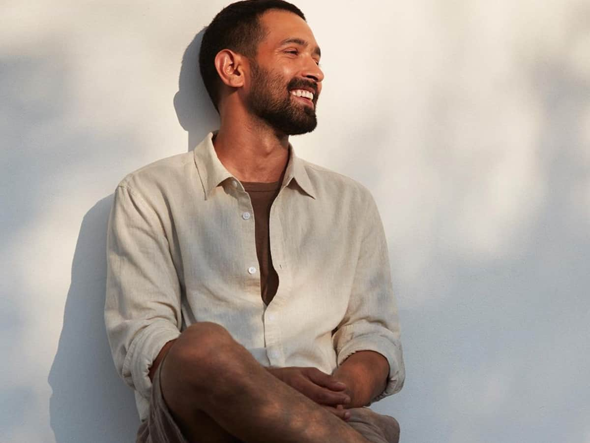 Vikrant Massey unveils first look of 'Forensic'