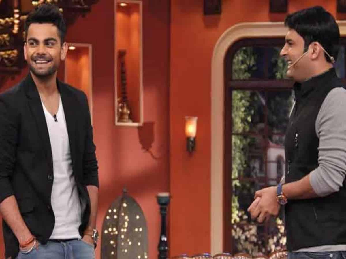 Virat Kohli once paid 3 lakh to watch The Kapil Sharma Show!