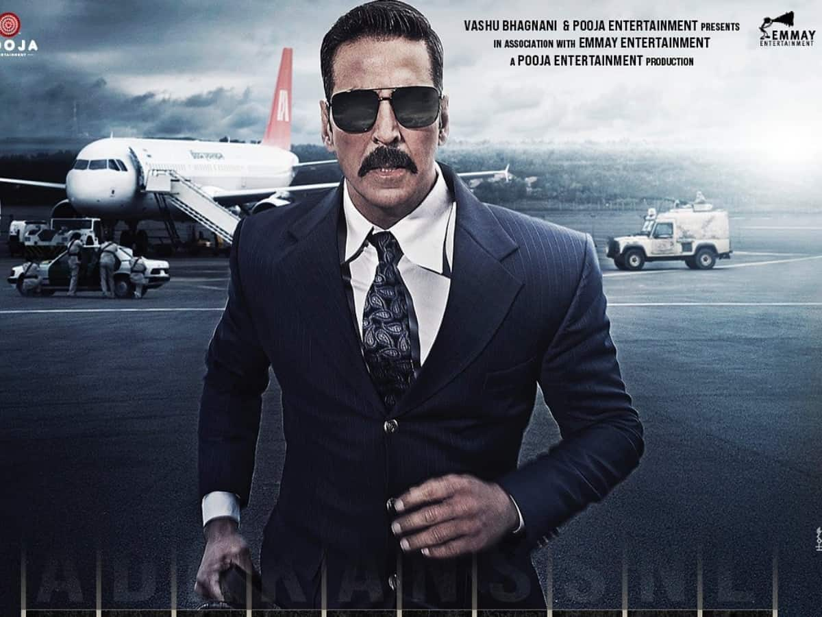 Akshay Kumar's 'BellBottom' screened at 'world's highest mobile theatre'