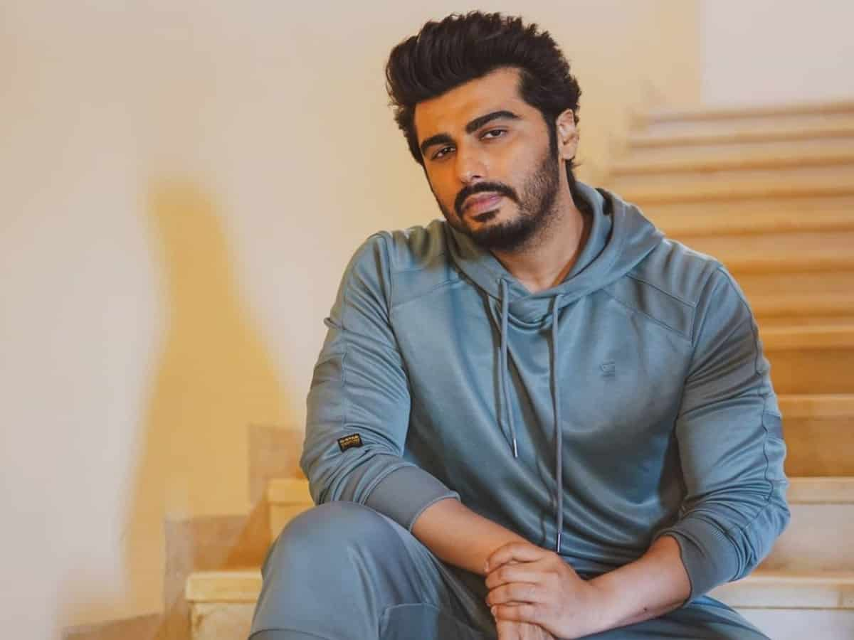 Arjun Kapoor ropes in world kickboxing champion Drew Neal for physical transformation
