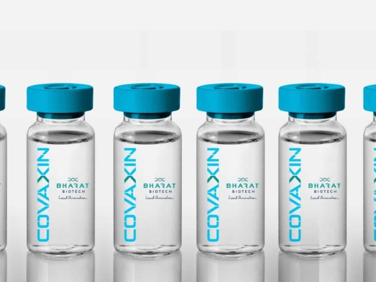 COVID-19: Bharat Biotech receives first batch of IIL's Covaxin substance