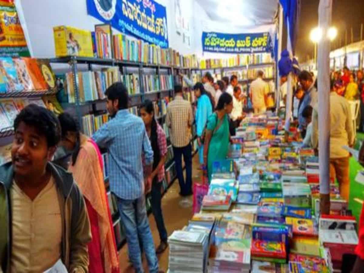 Hyderabad treats bibliophiles with unique book fair