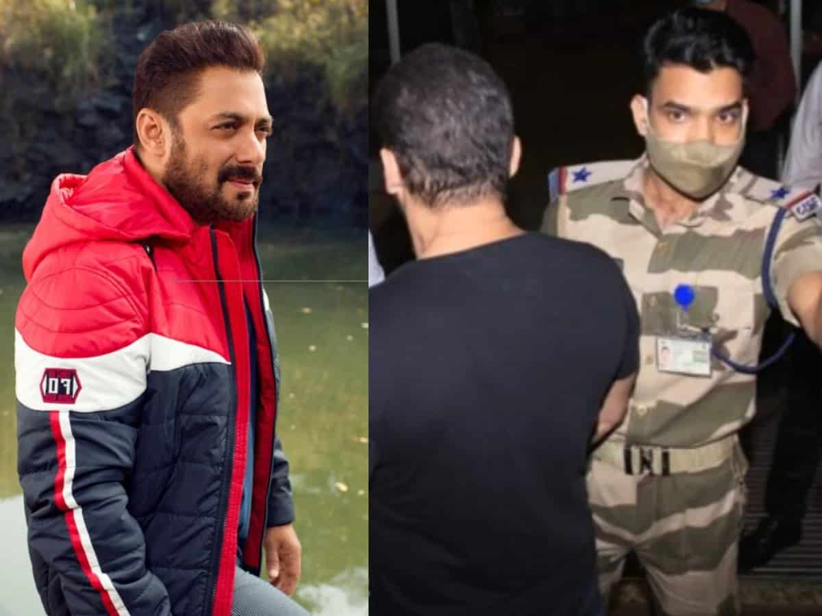 CISF officer who stopped Salman Khan at airport lands in trouble