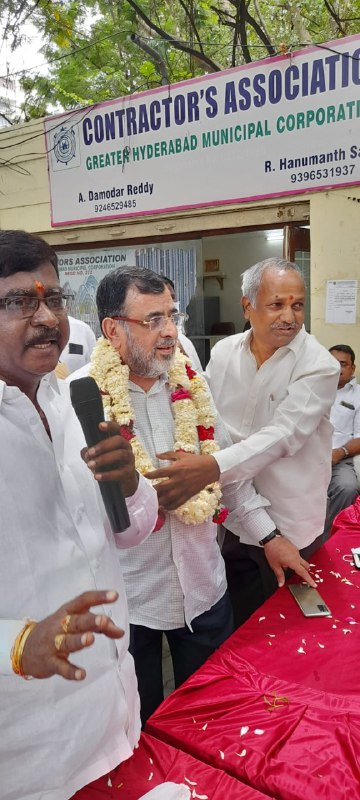 Hyderabad: Contractors Association calls off strike