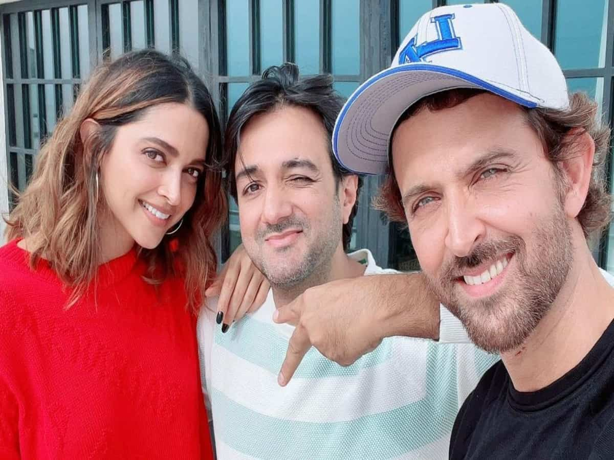 Hrithik Roshan, Deepika Padukone's 'Fighter' to release on this date