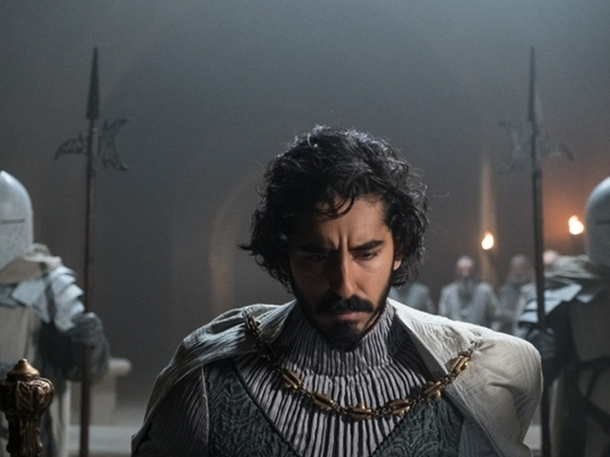 Dev Patel talks about his character in 'The Green Knight'