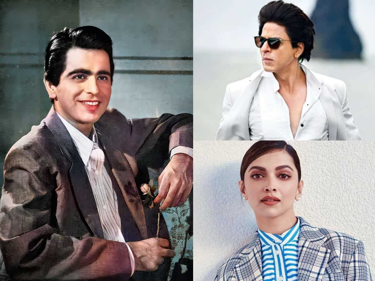 Dilip Kumar charged 1L per movie in 1950's; know how much other stars earn today