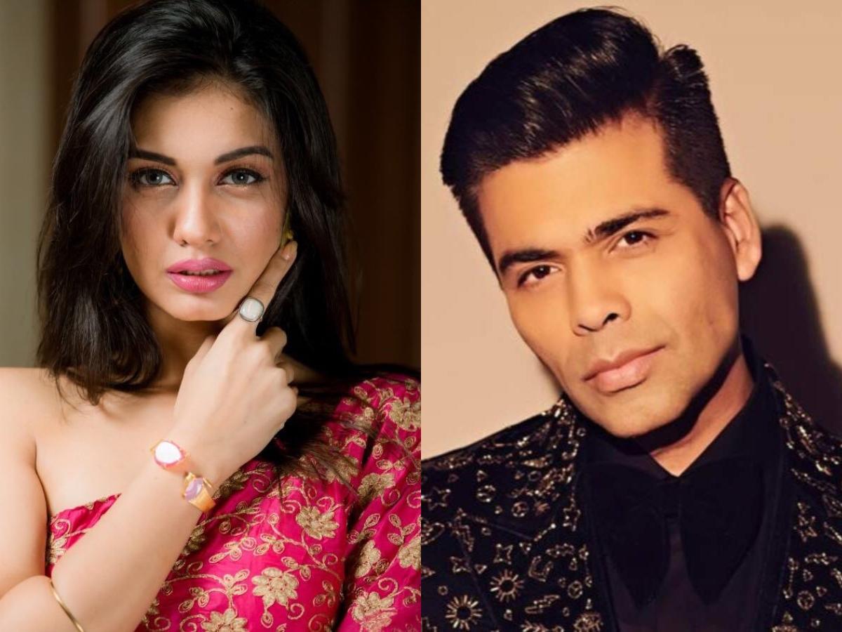 Bigg Boss OTT: Karan Johar calls Divya Agarwal 'homewrecker'