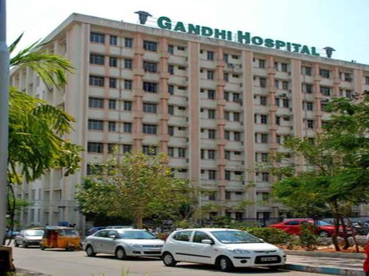 Gandhi Hospital gang rape accusation false, police reveal