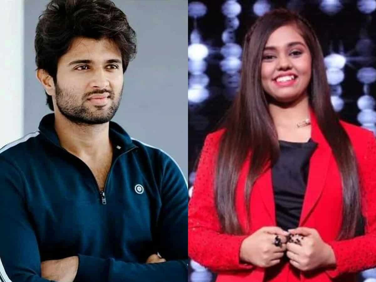 Indian Idol 12: Shanmukha Priya, Vijay Devarakonda join hands