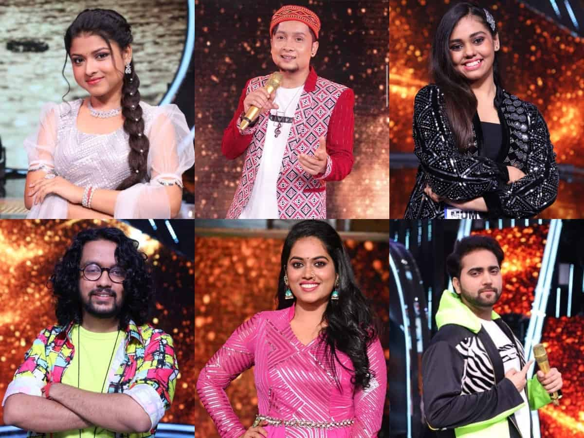 Indian Idol 12 finale: Steps to vote for six finalists
