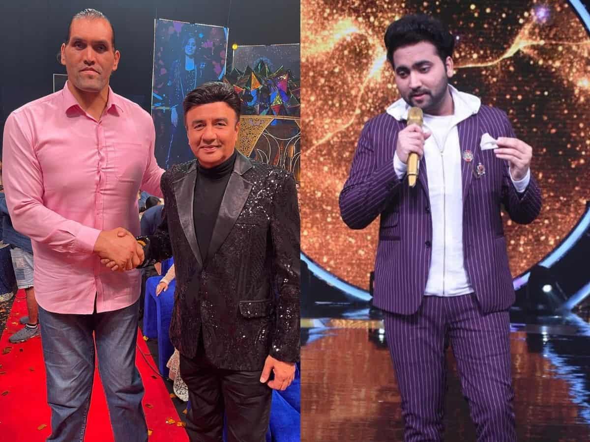 Khali to enter Indian Idol 12 finale to cheer Mohd Danish