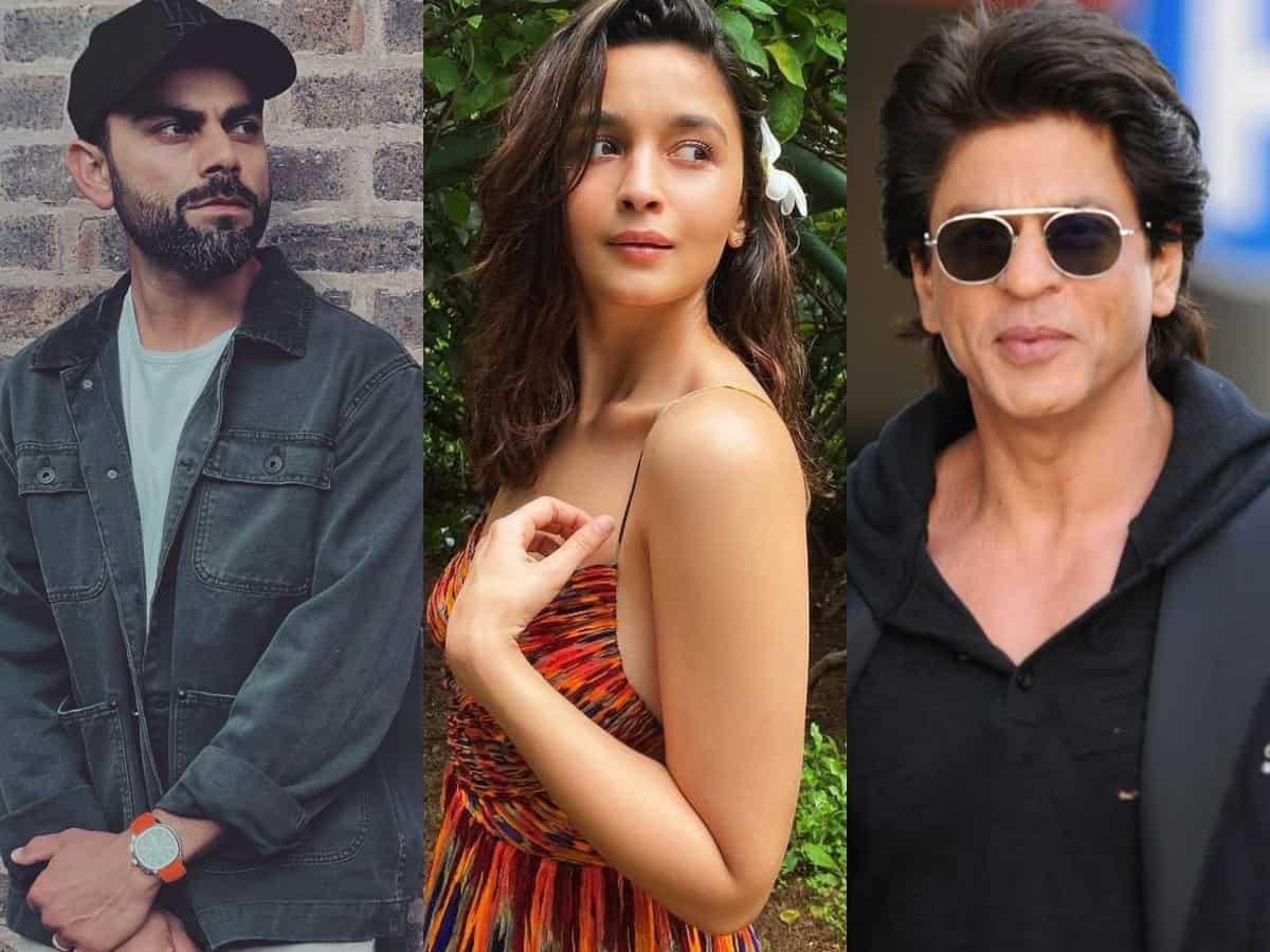 Virat to SRK: Top 5 highest paid Indian celebs on Instagram