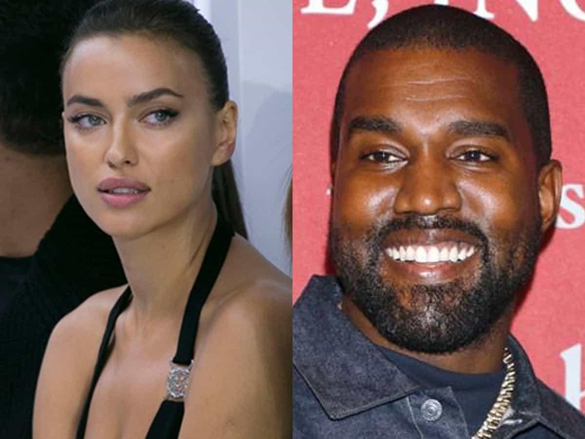 Kanye West, Irina Shayk call it quits