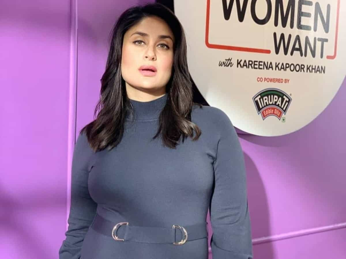 Kareena finally speaks out on being trolled for Jeh, Taimur