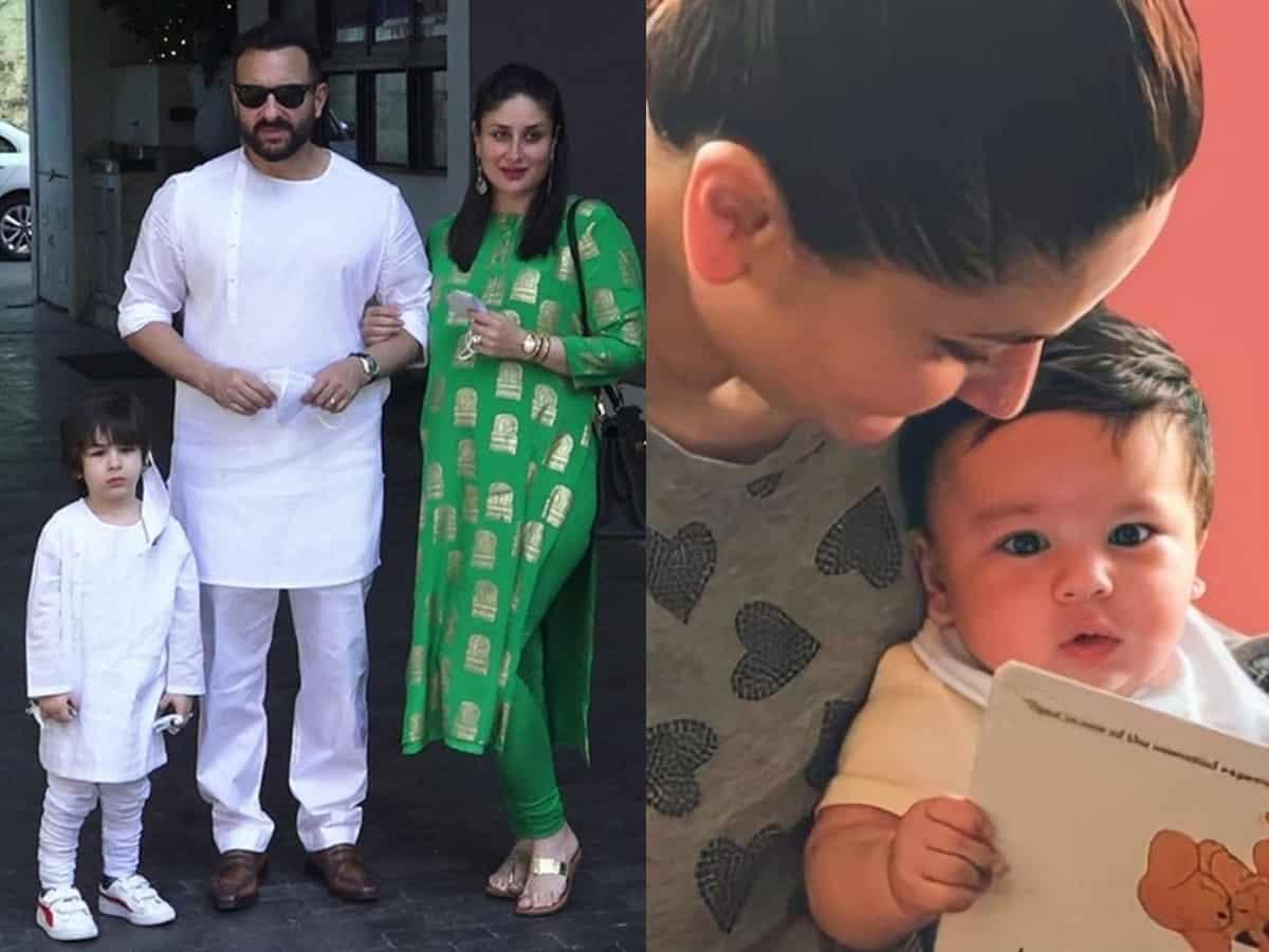 BREAKING: Kareena, Saif's second son name is Jehangir