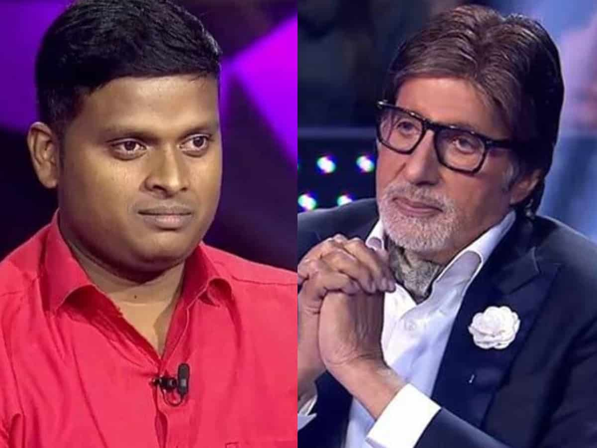 KBC 13: First contestant wins 3.2L, here's Rs 12.5L question that he failed to answer