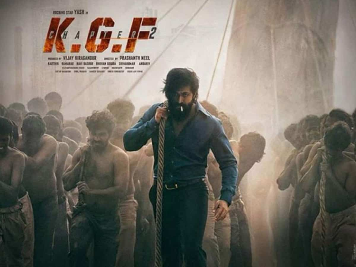 'KGF: Chapter 2' satellite rights for south sold to Zee