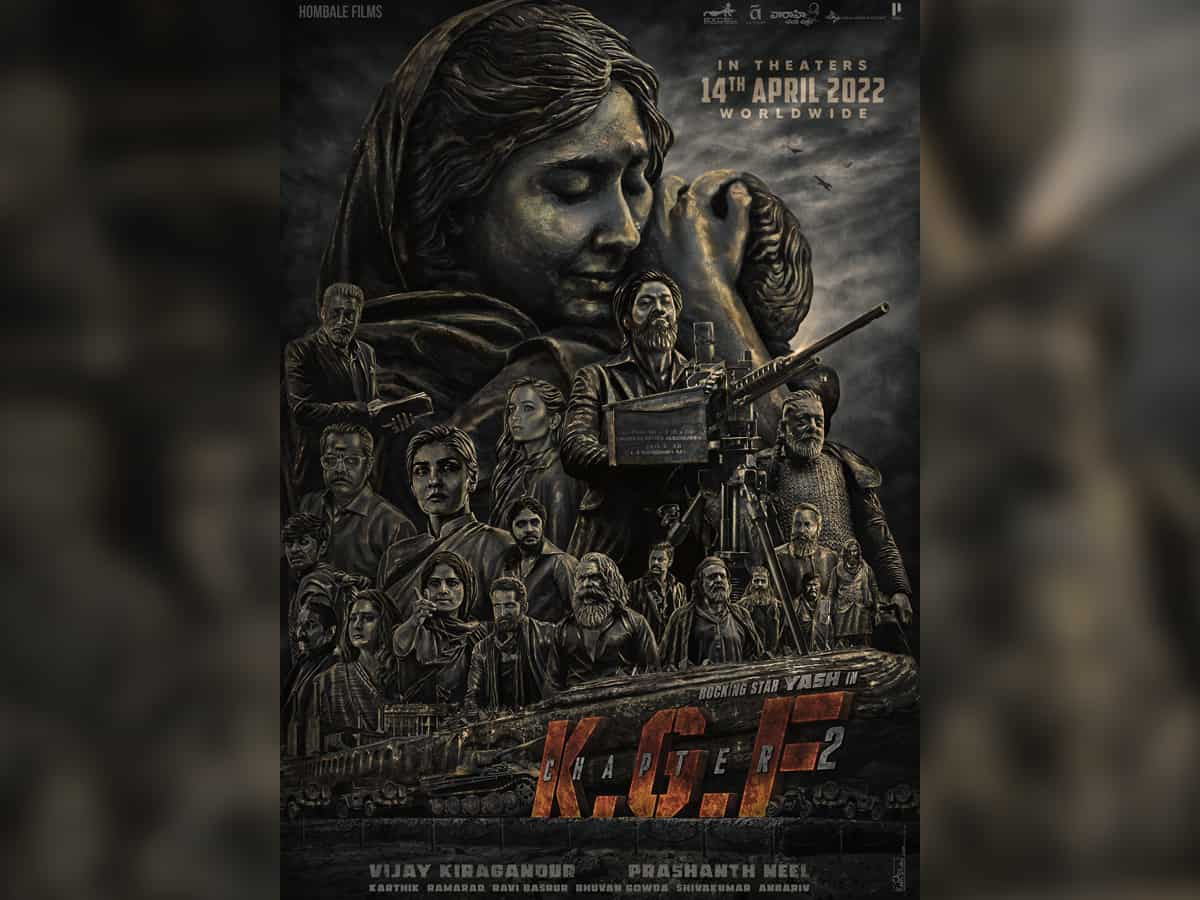 'KGF: Chapter 2' release pushed to this date; details inside