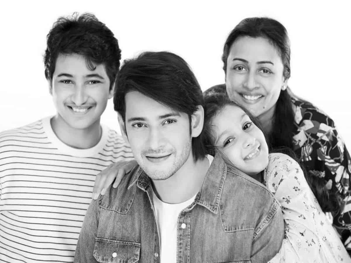 Mahesh Babu, Namrata pen heartfelt birthday wish for son Gautam