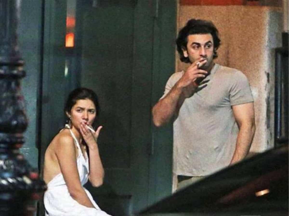 Throwback: Mahira Khan-Ranbir Kapoor's 'smoking photo' controversy