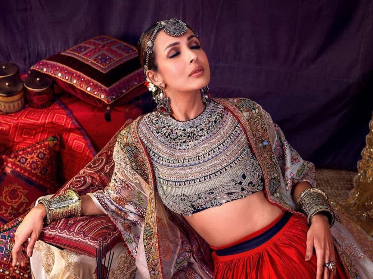 Malaika Arora joined modeling to make some quick pocket money!