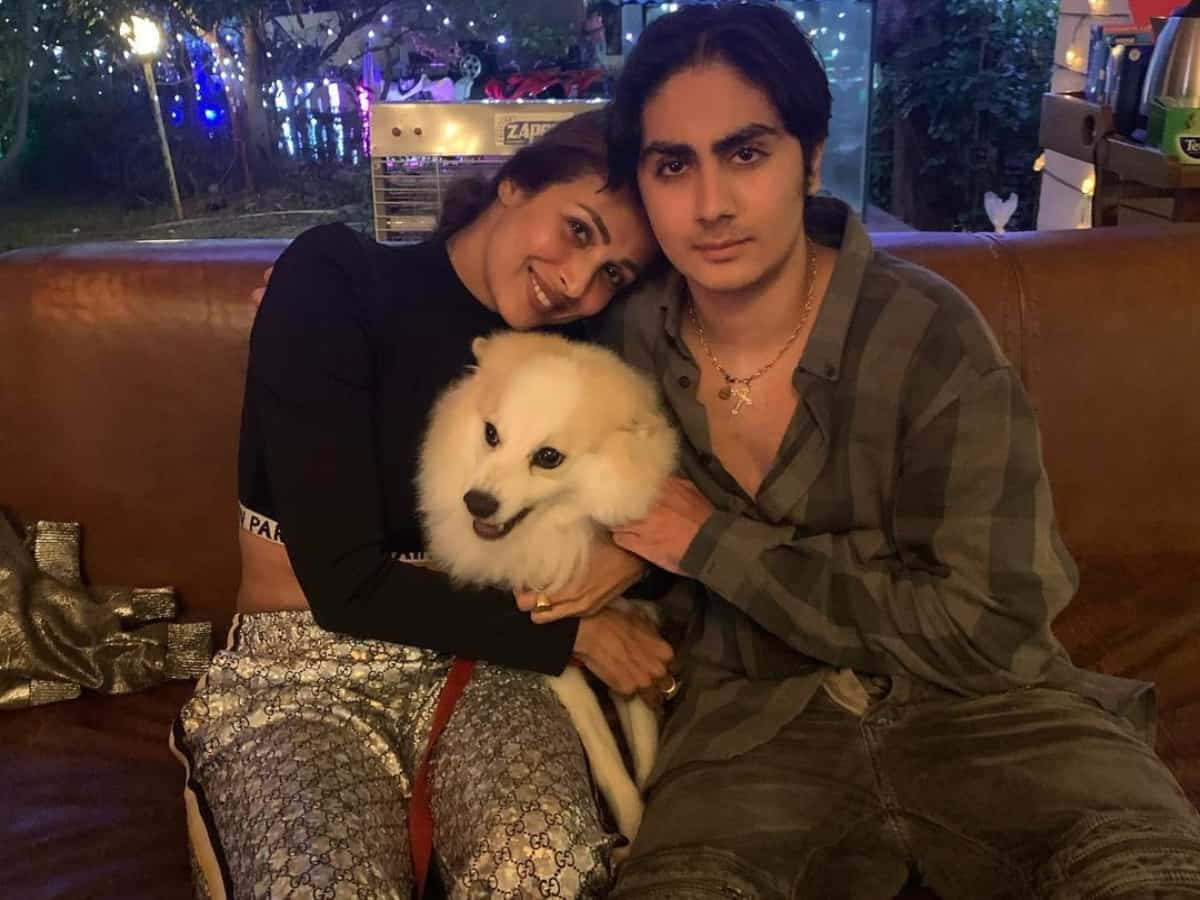 Heartbreaking to not have my son around me: Malaika Arora