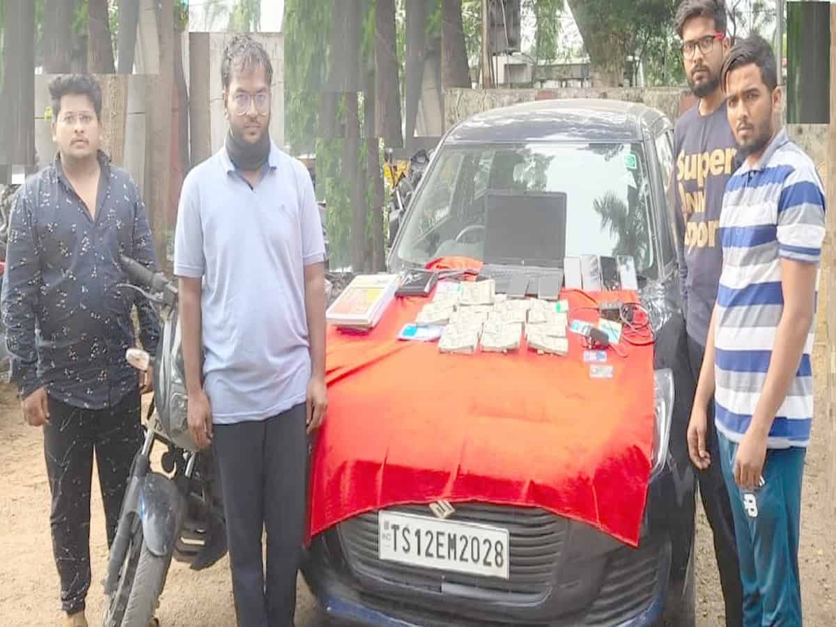 Hyderabad: Online betting racket busted in city