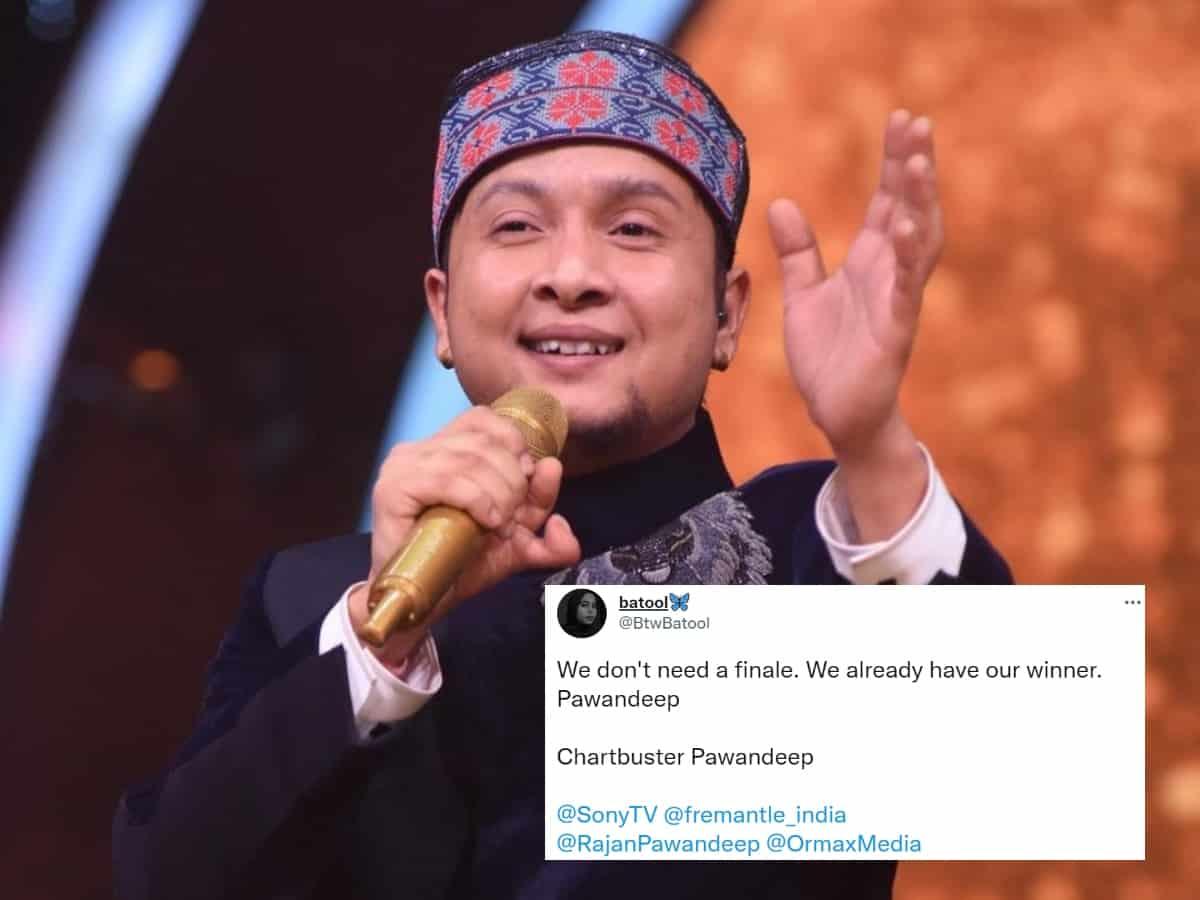 Indian Idol 12: Probable WINNER Pawandeep tops social media ranking