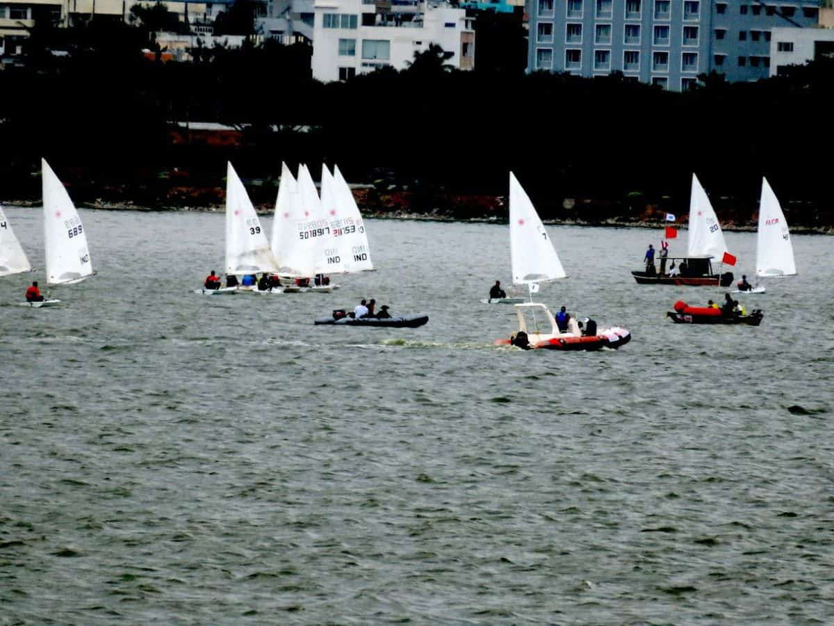 35th Hyderabad Sailing Week to hold closing ceremony on Thursday