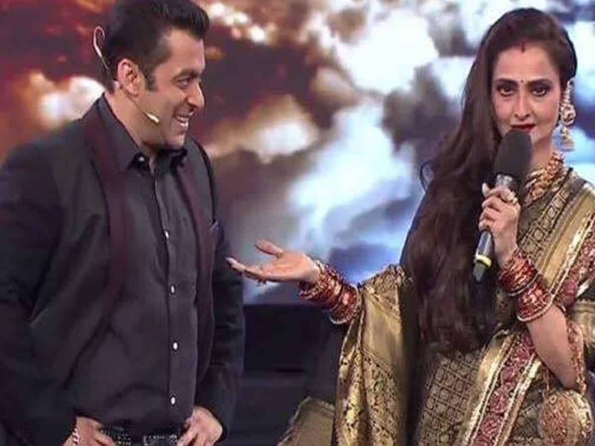 Rekha to lend her voice for 'Bigg Boss 15' promos