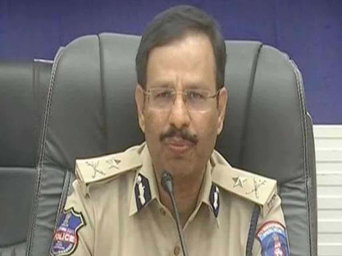 Sajjanar removed as Cyberabad commissioner; transferred to TSRTC