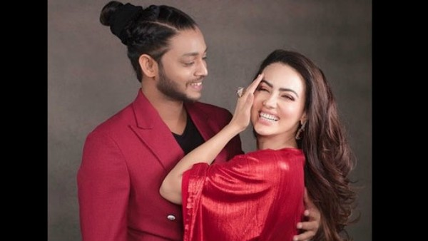 Breakup with Melvin to marrying Mufti Anas: Times when Sana Khan hit headlines