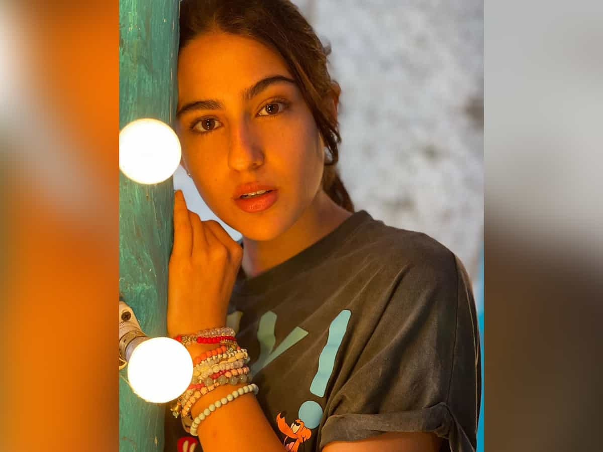 Sara Ali Khan redefines a truly peaceful vacation
