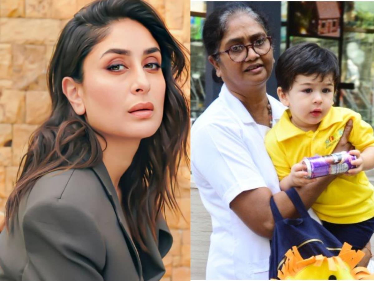 Taimur, Jehangir's nanny gets 1.5 L per month? Kareena answers