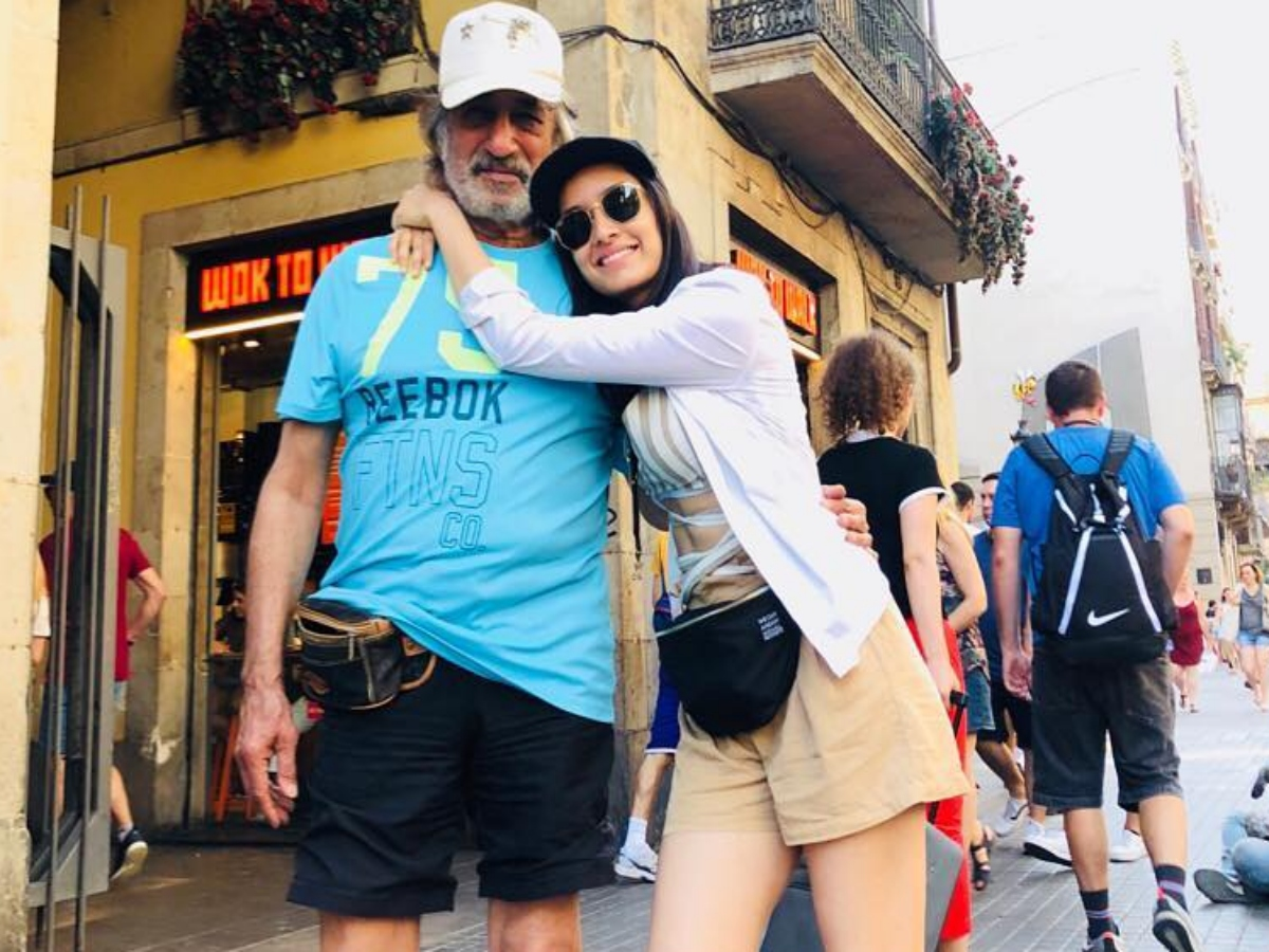 Shakti Kapoor opens up on Shraddha Kapoor's marriage rumours