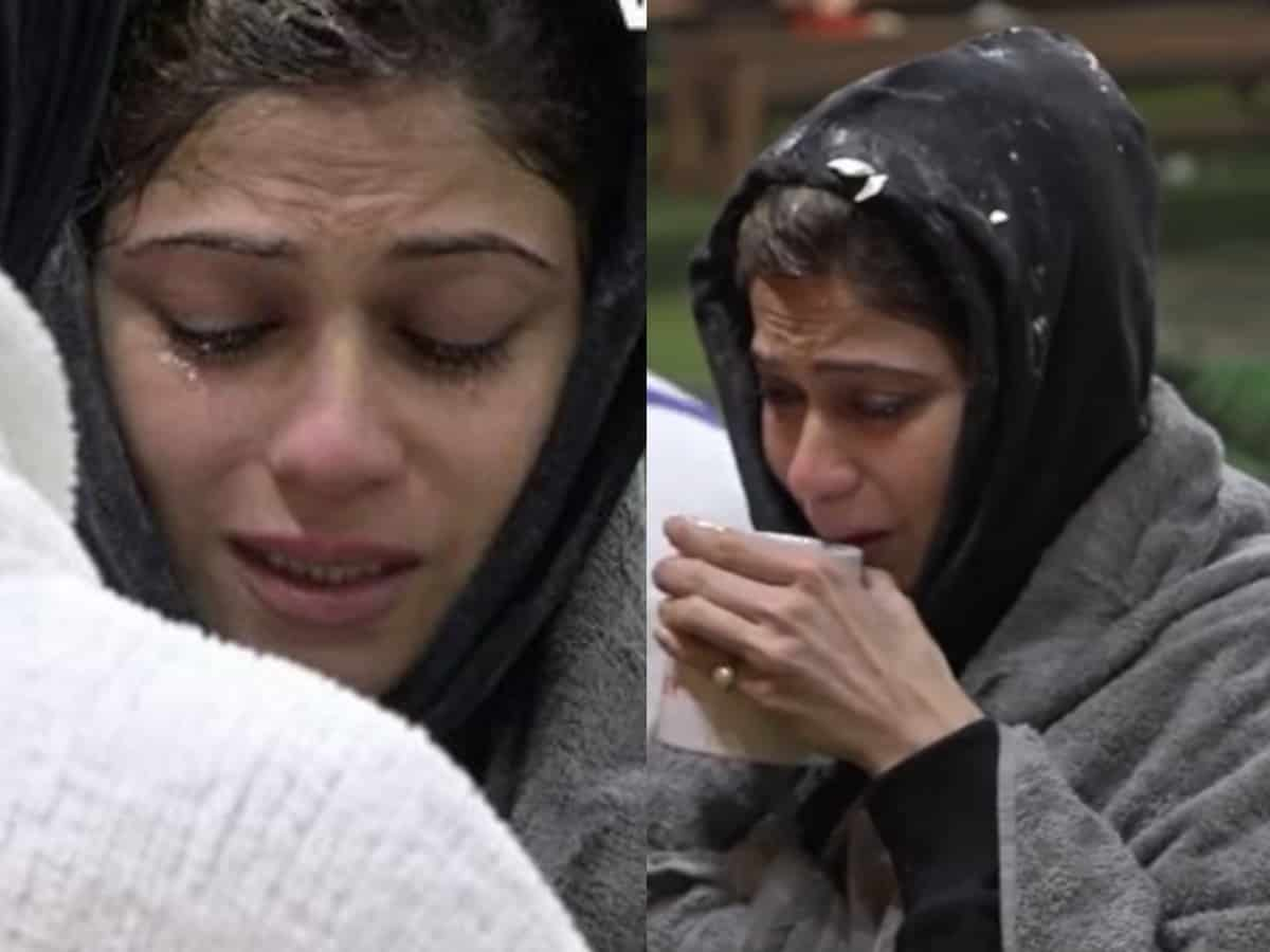 Shamita Shetty breaks down on Bigg Boss OTT [Video]