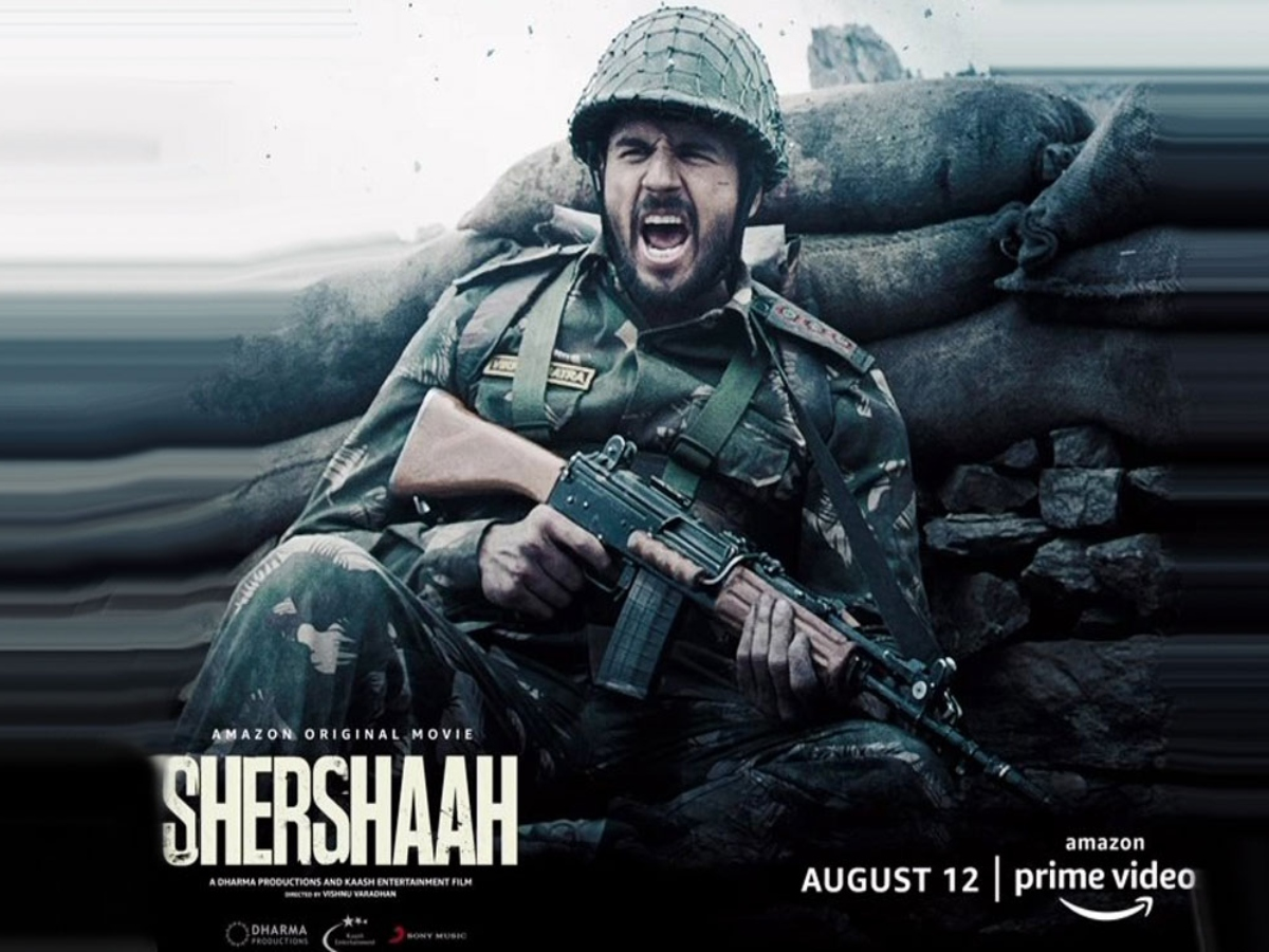 Shershaah review – An earnest portrayal of a saga of bravery