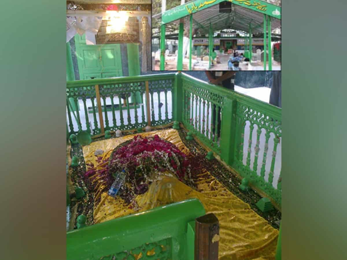 Hyderabad: 500-year-old Sufi shrine serving as symbol of religious harmony