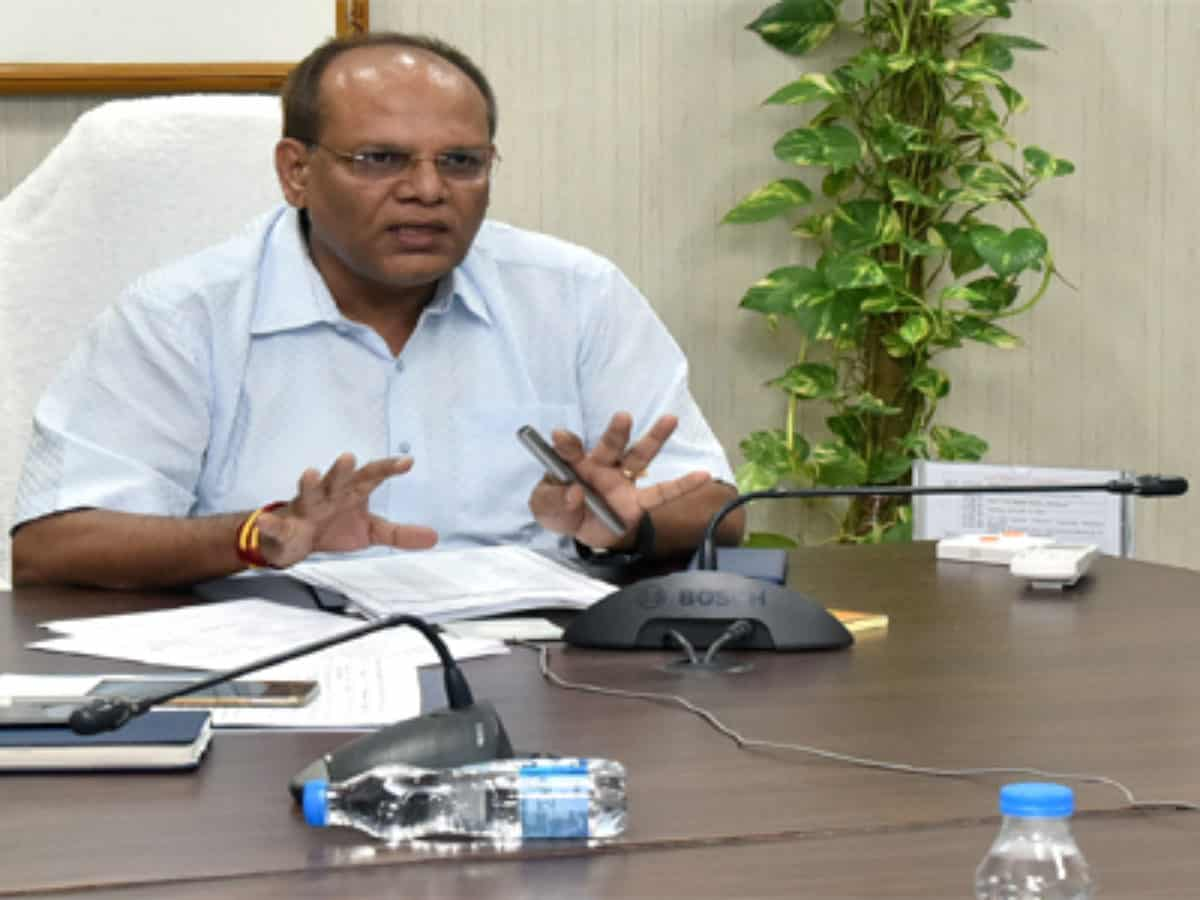 CS directs for expedite filling up of all existing posts in Govt. hospitals