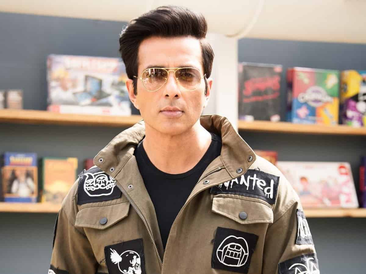 'No greater service than guiding students', says Sonu Sood