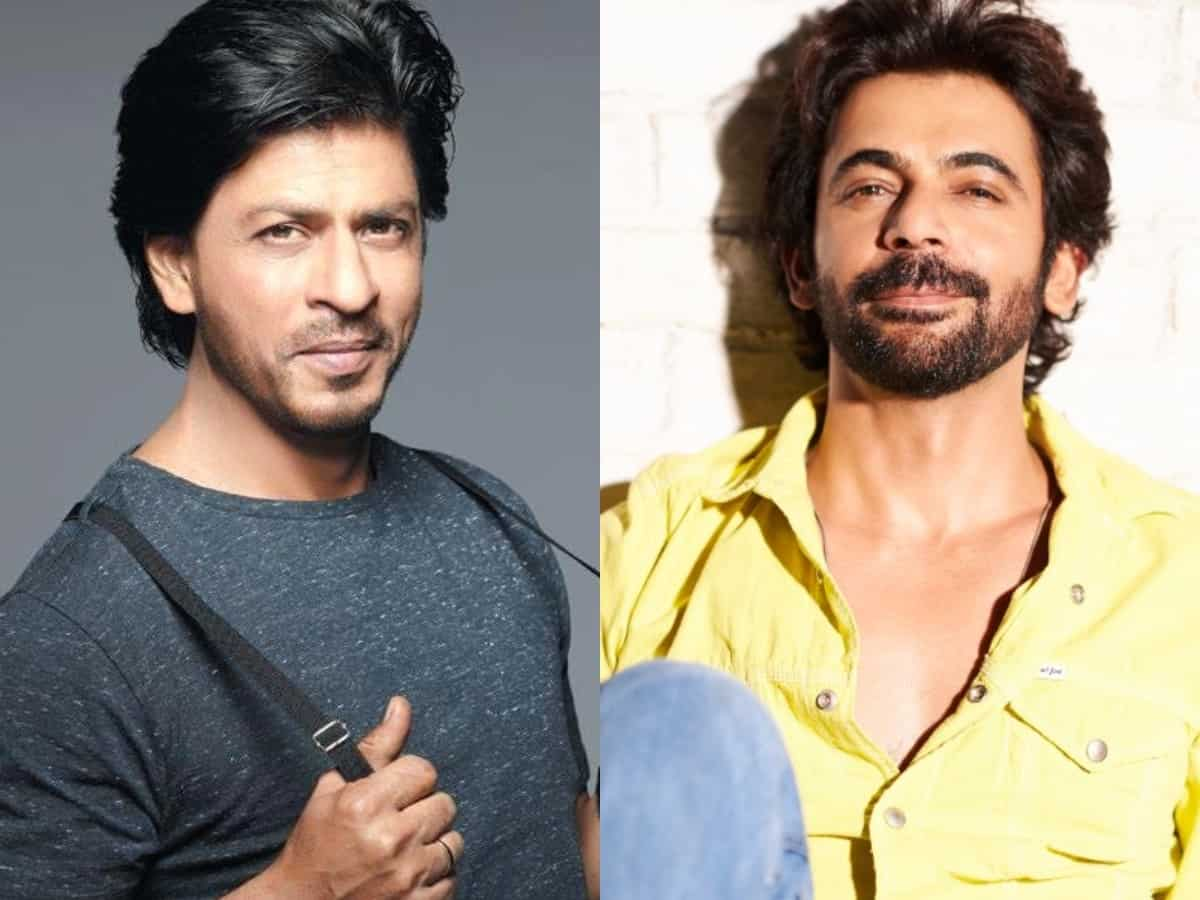 Sunil Grover all set to work with Shah Rukh Khan