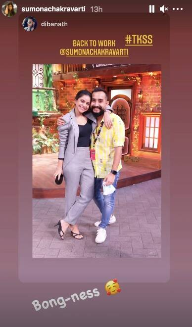 Sumona did not quit The Kapil Sharma Show, there's a BIG twist!