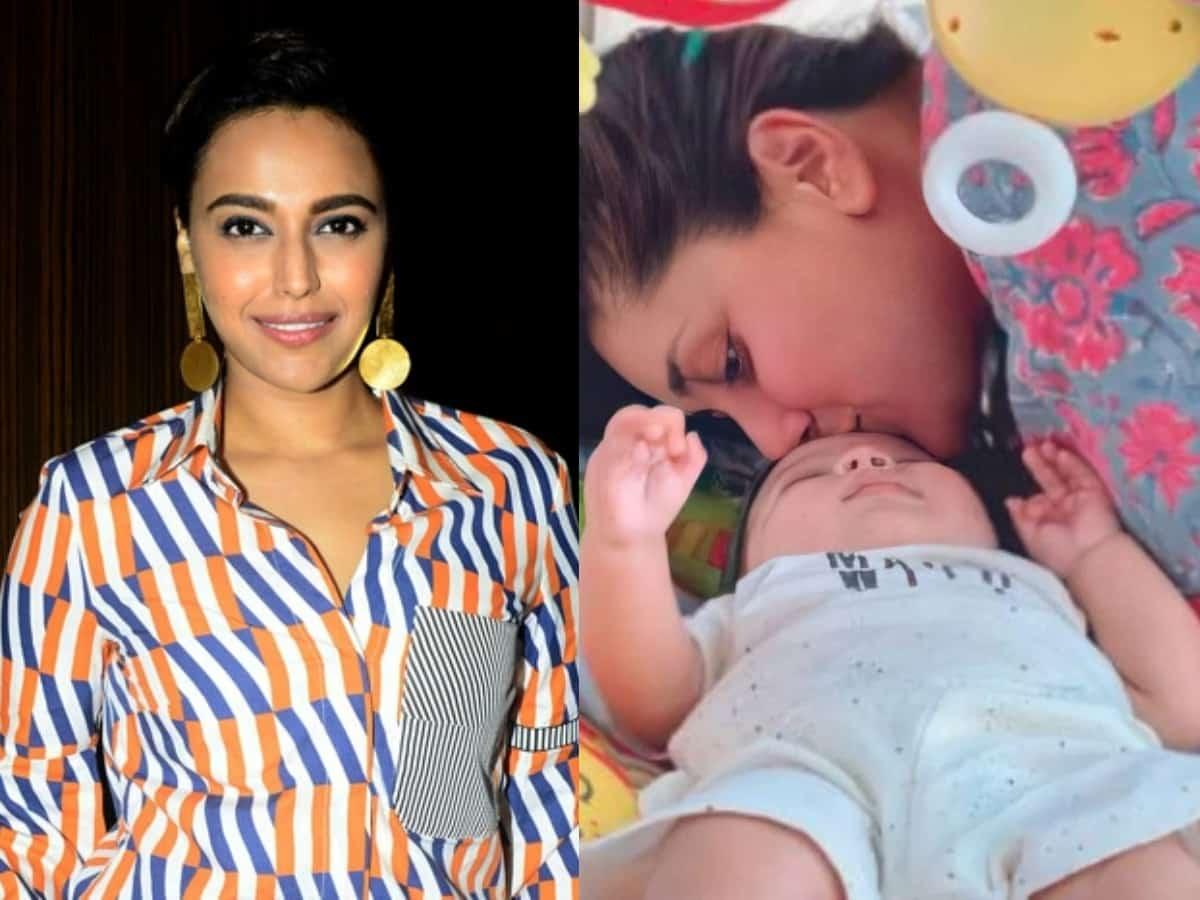 'Ap gadhe hain': Swara defends Kareena-Saif amid Jehangir name controversy