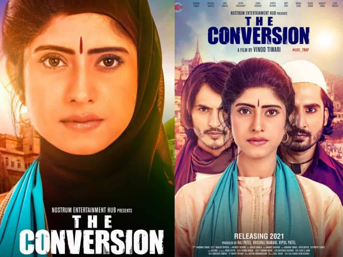Here's everything about love jihad-based film 'The Conversion'