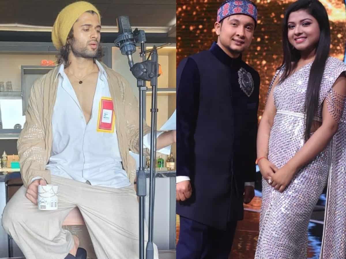 Indian Idol 12 finale: Vijay Deverakonda in finale; Pawandeep-Arunita to jointly get trophy?