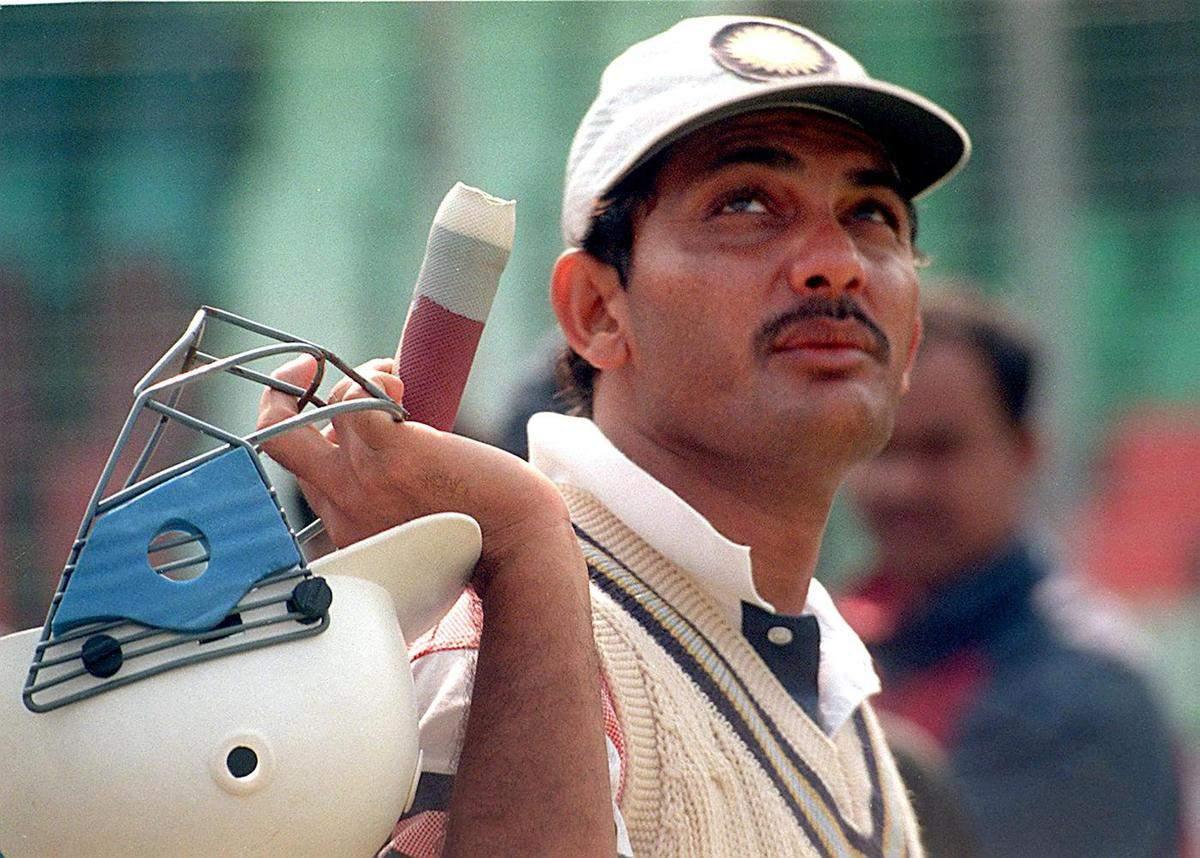 25 years ago this day Azharuddin crossed the landmark of 6000 runs in ODI cricket