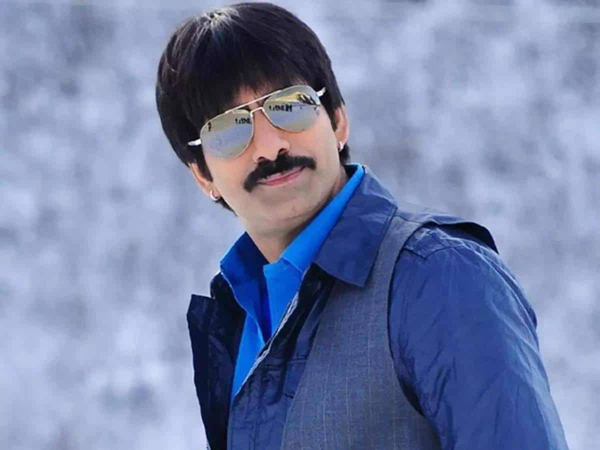 Tollywood drugs case: Actor Ravi Teja appears before ED [Video]